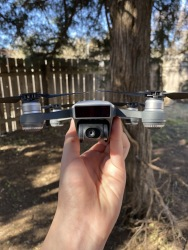 DJI Spark Fly More Combo (Alpine White) + Extra Accessories Image #2