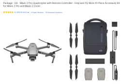 DJI Mavic Pro 2 with Fly More Kit & ND Filters - Never Flown Image