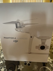 Phantom 4 advanced slightly used Image
