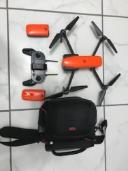 The Autel Robotics EVO is a very solid small drone with strong battery life, a stabilized 4K camera, and an obstacle detection system. Image #3