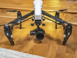 DJI Inspire 1 V2 Pro, only flown 4.5 hours like brand new. Image #4
