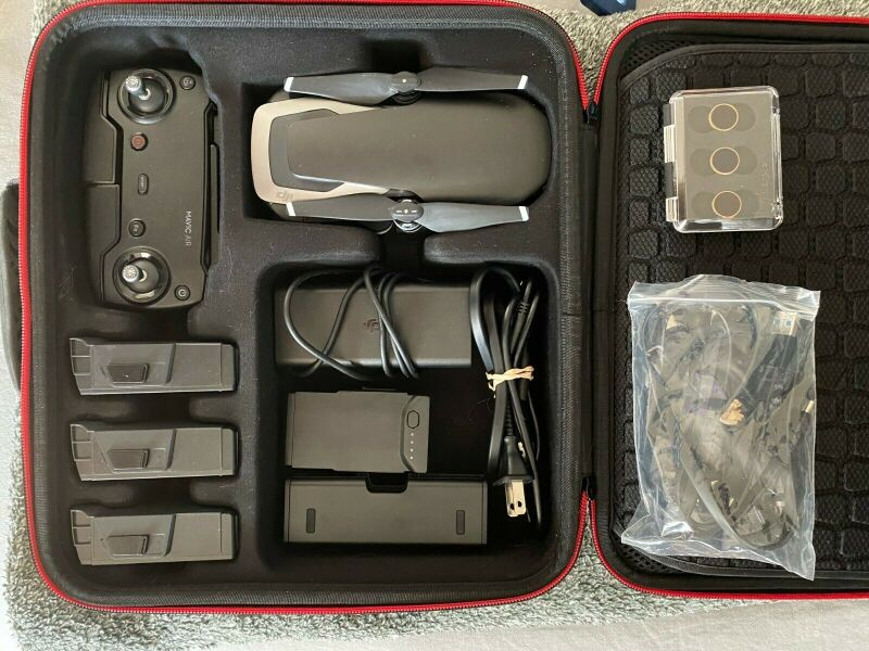 DJI Magic Air Combo For Sale - Excellent Condition Image #1