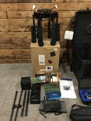 BRAND NEW DJI M600 PRO w/ SLANTRANGE 4P+ , GROUND STATION , X-NAUT, ZEMUSE X5 , GPC CASE & MORE Image