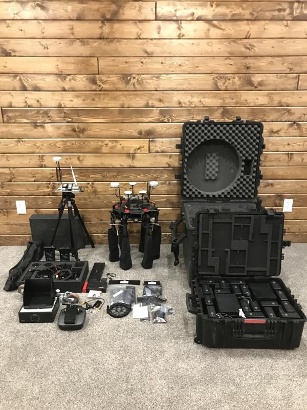 M600 pro D-RTK with many extras Image #1