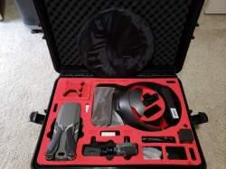 DJI Mavic 2 Pro, Fly More Kit, Racing Goggles, & Case Image