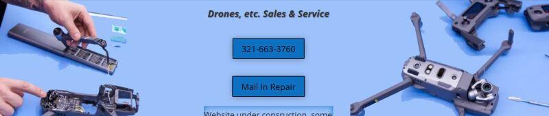 DJI Drone Repairs Mavic Phantoms, etc Image #1