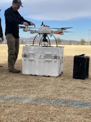 Distributor for Microdrones Image
