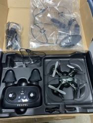 GREATEST DEAL ON Propel Zipp Nano X2 2.4 Ghz drone W/ Spare Parts And Control. Image #4