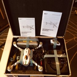 Drone Hubsan H501s X4 FPV & Go Pro Hero 3 Image #2