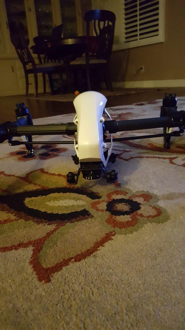 DJI Inspire 1 V2.0 Duel Remote Aircraft Image #3