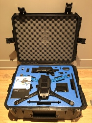 IRIS+ Quadcopter Drone with Case Image #2