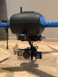 IRIS+ Quadcopter Drone with Case Image #3