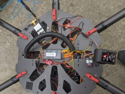 Tarot X6 6-Axis Hexacopter - Free Shipping and 6S 16000mah battery. Image