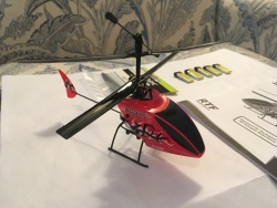 Scout CX Helicopter Drone Image