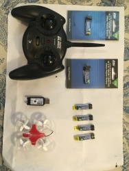 Horizon INDUCTRIX EDF Drone for Sale Image