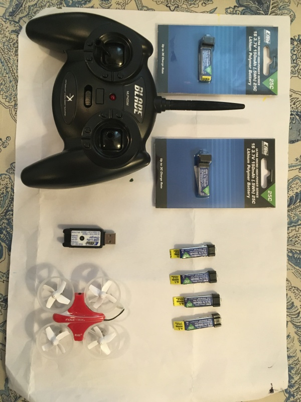 Horizon INDUCTRIX EDF Drone for Sale Image #1