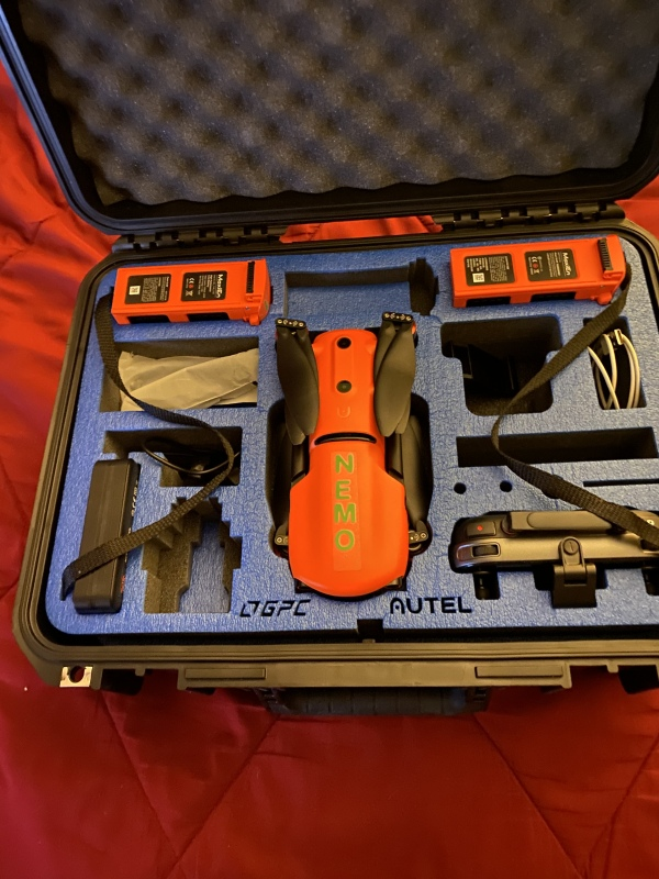 Autel Evo ll 8k Rugged bundle Image #1