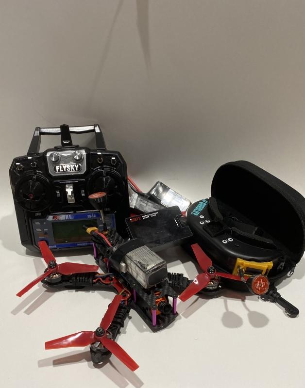 Fpv Drone Kit Image #1