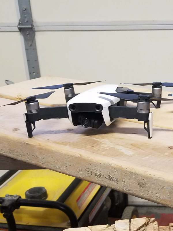 Orig Mavic Air. -- with EXTRA CAMERA/GIMBAL UNIT Image #1