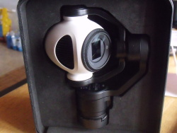 DJI Zenmuse Z3 4K Zoom Camera with Gimbal Image