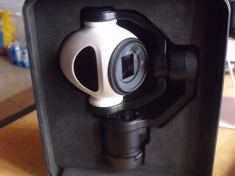 DJI Zenmuse Z3 4K Zoom Camera with Gimbal Image #1
