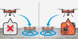 Splash Drone 3+ %100 Waterproof Drone-Brand new 4K PL4 Gimbal Camera Image #2
