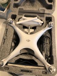 Phantom 4 Drone Image