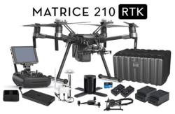 (New) DJI Matrice 210 RTK V1 Complete Drone Kit plus extra sensors Image