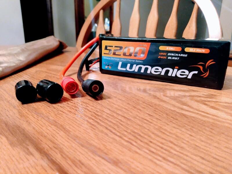 Lumenier 5200 260c Lipo Fast Discharge Image #1