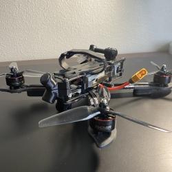 Stingy V2 Forged HD DJI FPV Drone (6s Version) - DJI FPV Goggles - DJI FPV Remote Controller Image #2
