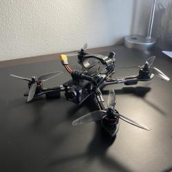 Stingy V2 Forged HD DJI FPV Drone (6s Version) - DJI FPV Goggles - DJI FPV Remote Controller Image #4