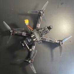 Stingy V2 Forged HD DJI FPV Drone (6s Version) - DJI FPV Goggles - DJI FPV Remote Controller Image #3