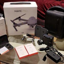 DJI Mavic Pro Fly more Combo Plus Image #3