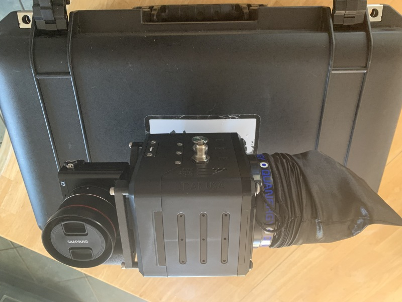 LIDAR, Camera, GNSS, INS with cases and accessories Image #1
