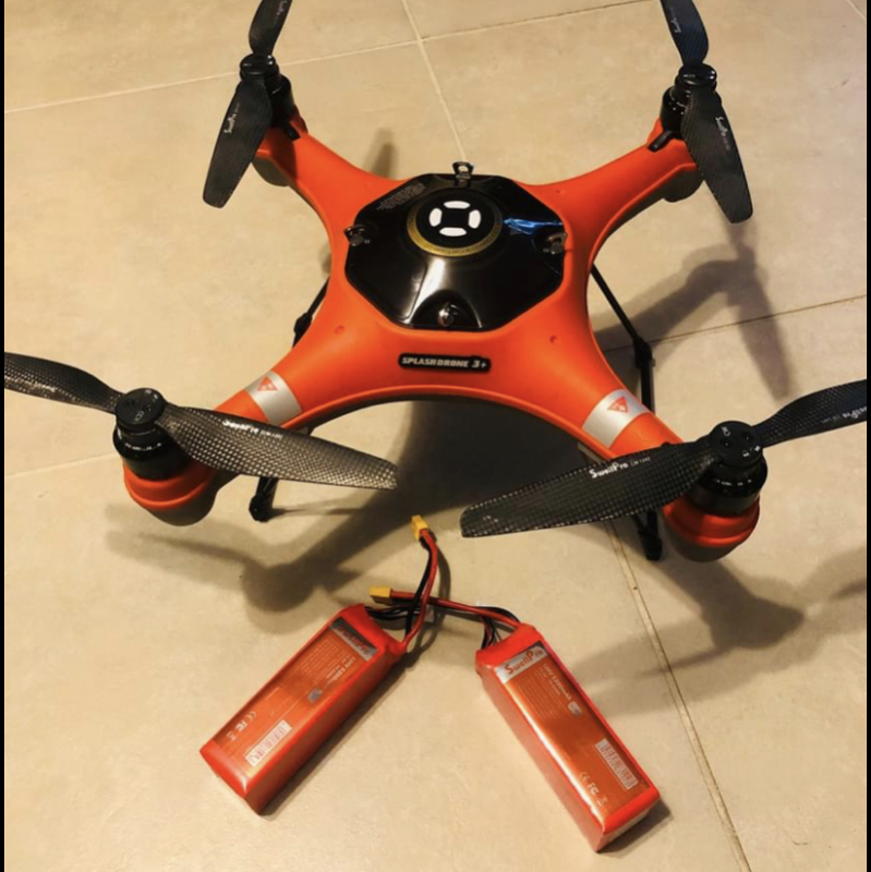 SPLASH DRONE 3 PLUS / WATERPROOF Image #1