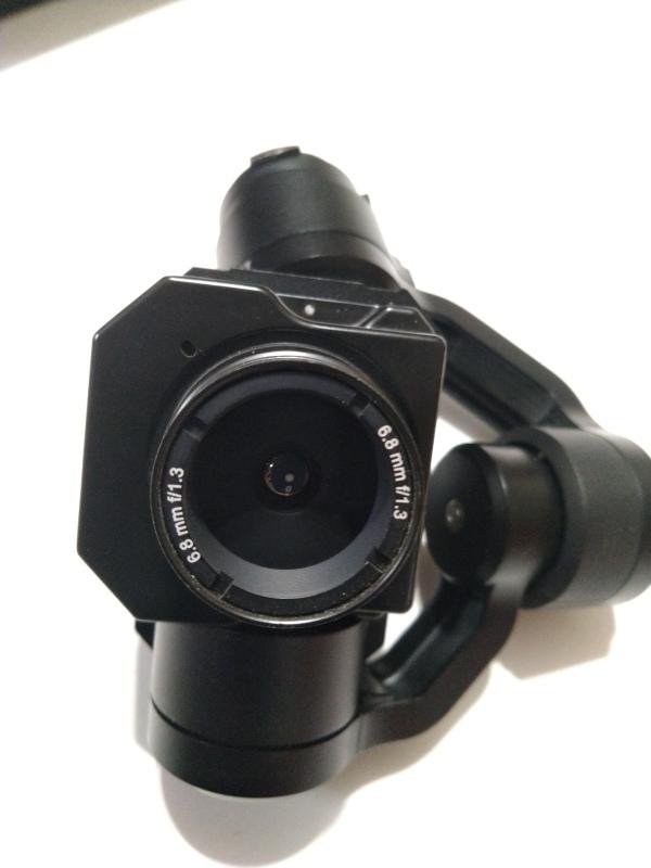 DJI Zenmuse XT 336x256 30HZ 6.8mm Thermal Camera (FLIR) Image #1