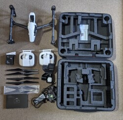DJI Inspire 1 with Zenmuse X3 and accessories, free shipping Image