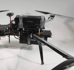 Large 900 size custom quadcopter Image #3
