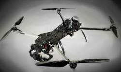 Large 900 size custom quadcopter Image #2