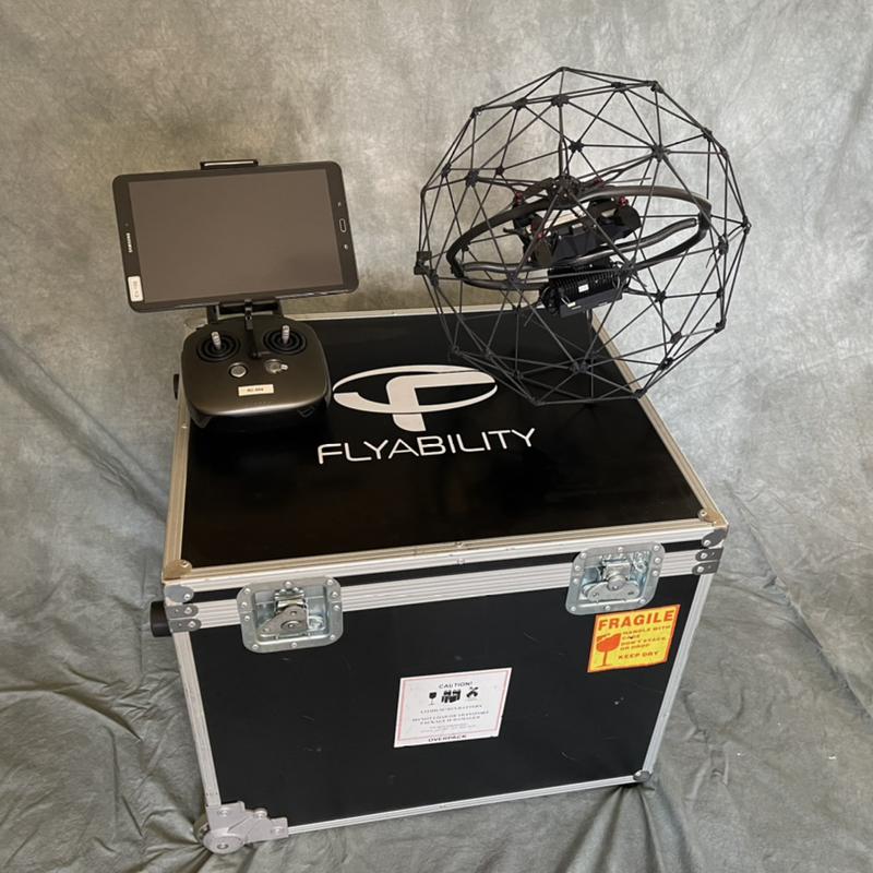 Elios 1 inspection drone Image #1