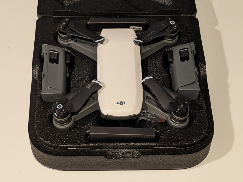 DJI Spark Fly More Combo - Great Condition! Image #1