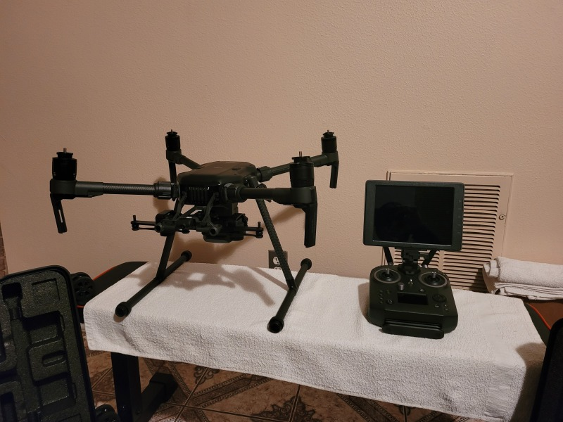 Dji Matrice 210 with accessories Image #1