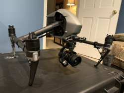 Inspire 2 Full System. No parting. Image #2