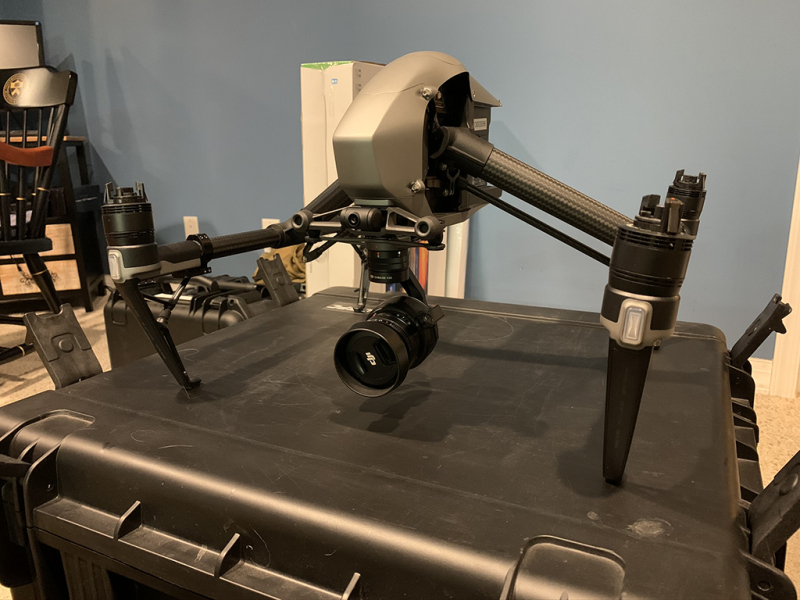 Inspire 2 Full System. No parting. Image #1