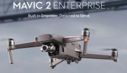 DJI Mavic 2 Enterprise ZOOM Excellent Condition with Enterprise SHIELD Protection Image #2