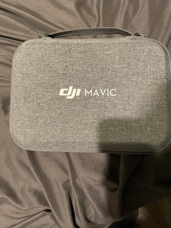 MAVIC MINI FLY MORE COMBO, HAS DJI FRESH + accessories Image #1