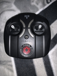 Remote for Star Wars propel tie fighter Image