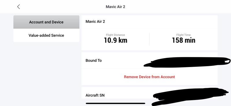 Mavic Air 2 like new ready to fly Image #1