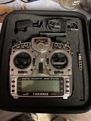 FrSky Taranis Plus X9D in soft case Image #2