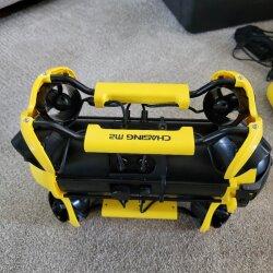 Chasing M2 underwater drone Image #4